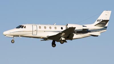 N574CS - Cessna 560XL Citation XLS - Private
