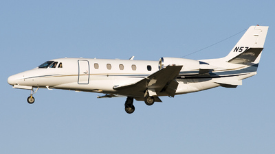 A picture of N574CS - Cessna 560XLS Citation Excel -  - © FOKKER AIRCRAFT