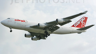 OO-CBC - Boeing 747-4KZF(SCD) - Cargo B Airlines