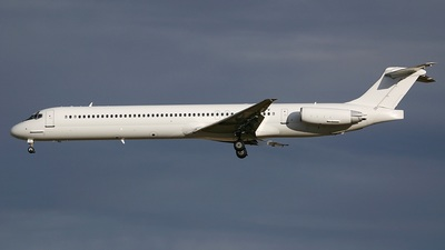 N311FV - McDonnell Douglas MD-83 - United States - Immigration and Naturalization Service (INS)