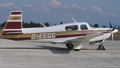 D-EEGG - Mooney M-20J 205 - Private