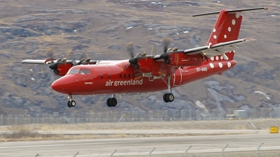 OY-GRD - De Havilland Canada DHC-7-103 Dash 7 - Air Greenland