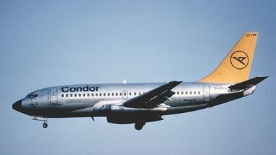 D-ABHX - Boeing 737-230(Adv) - Condor