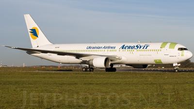 N767NF - Boeing 767-383(ER)(BDSF) - AeroSvit Ukrainian Airlines