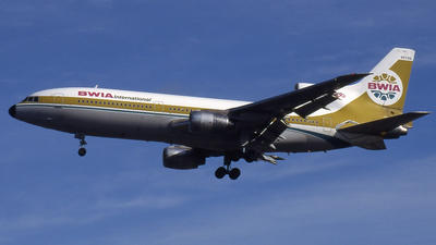 9Y-THA - Lockheed L-1011-500 Tristar - BWIA West Indies Airways