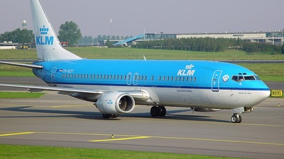 PH-BDT - Boeing 737-406 - KLM Royal Dutch Airlines