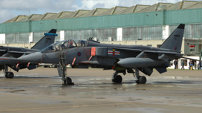 XX842 - Sepecat Jaguar T.4 - United Kingdom - Royal Air Force (RAF)