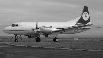 ZK-CID - Convair CV-580 - Air Chathams