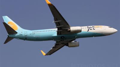VT-SJH - Boeing 737-8Q8 - Jetlite