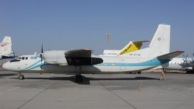 UN-47736 - Antonov An-24 - Ancargo Air (ACA)