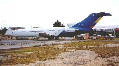 FAC1147 - Boeing 727-2B7 - Satena