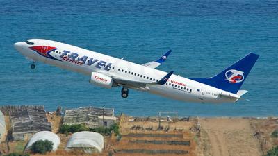 OK-TVH - Boeing 737-8Q8 - Travel Service