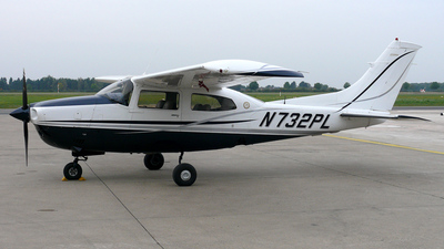 A picture of N732PL - Cessna T210M Turbo Centurion - [21061665] - © Karsten Bley