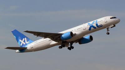 G-VKND - Boeing 757-225 - XL Airways