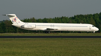 9A-CBC - McDonnell Douglas MD-82 - Air Adriatic