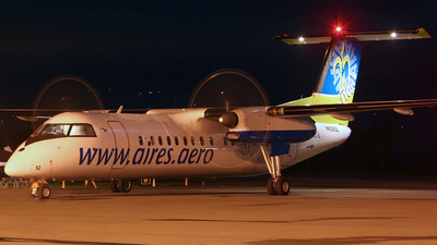 HK-3952 - Bombardier Dash 8-311 - Aires Colombia