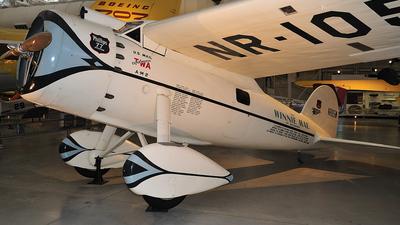 NR105W - Lockheed 5C Vega - Trans World Airlines (TWA)