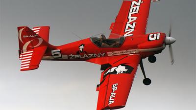 SP-AUA - Zlin 50L - Aero Club - Ziemi Lubuskiej