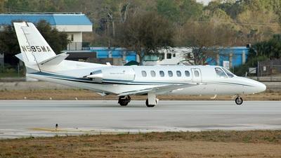 N595MA - Cessna 560 Citation Encore - Private