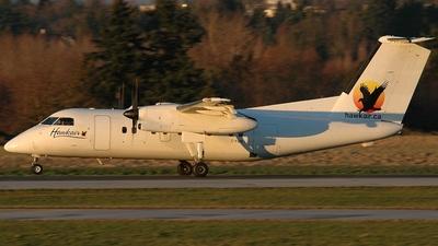 A picture of CFGQI - De Havilland Canada Dash 8100 - [185] - © Chris Sands - Contrails Aviation Photography