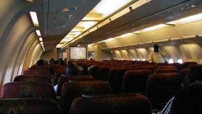 - Boeing 767-200 - Ethiopian Airlines