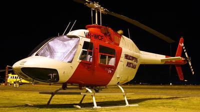 A picture of VHWCF - Bell 206B JetRanger III - [3134] - © Brenden