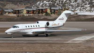 N904QS - Cessna 750 Citation X - NetJets Aviation