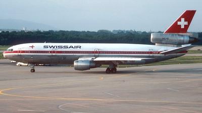 HB-IHI - McDonnell Douglas DC-10-30 - Swissair