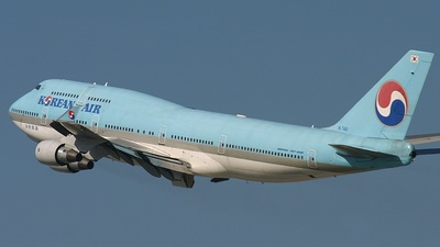 HL7461 - Boeing 747-4B5 - Korean Air
