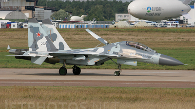 02 - Sukhoi Su-30MK - Russia - Air Force