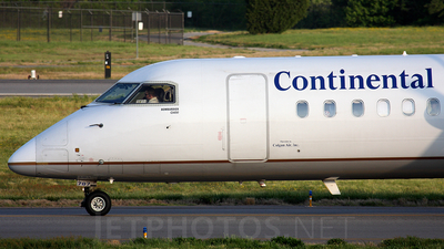 N204WQ - Bombardier Dash 8-Q402 - Continental Connection (Colgan Air)