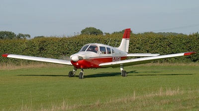 A picture of GOGEM - Piper PA28181 - [288190226] - © S. Thomas