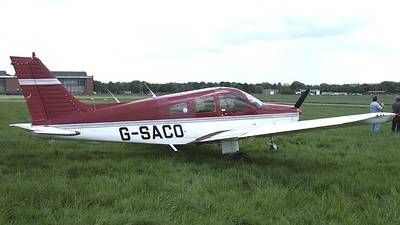 A picture of GSACO - Piper PA28161 -  - © Paul Chandler