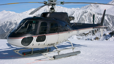 F-GPDF - Eurocopter AS 350B3 Ecureuil - Skycam Helicopteres