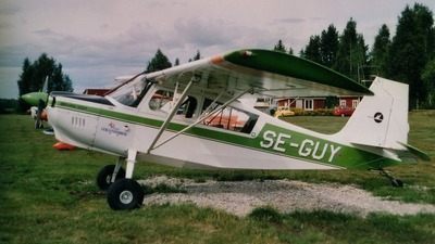 SE-GUY - Bellanca 8GCBC Scout - Private