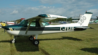 C-FEJH - Cessna 150L - Private
