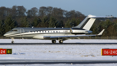 G-SHEF - Bombardier BD-700-1A10 Global Express XRS - TAG Aviation