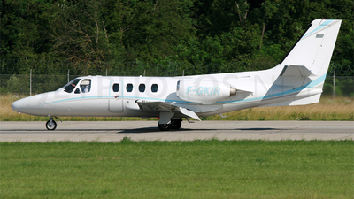 F-GKIR - Cessna 500 Citation - Private
