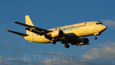 A picture of YRBAD - Boeing 7374C9 - [25429] - © Corneliu Bălan
