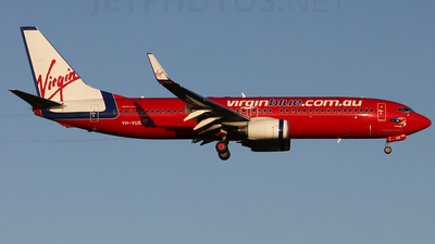 VH-VUS - Boeing 737-8FE - Virgin Blue Airlines