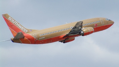 N600WN - Boeing 737-3H4 - Southwest Airlines