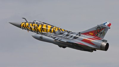 12-YB - Dassault Mirage 2000C - France - Air Force