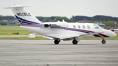 N526LC - Cessna 525 CitationJet 1 - Private