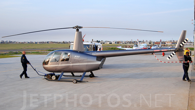 LV-BEE - Robinson R44 Raven II - Private