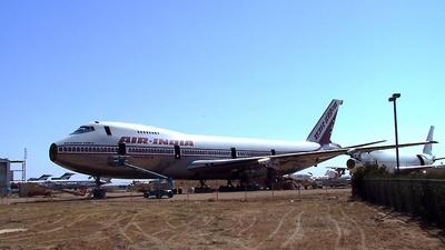 VT-EBN - Boeing 747-237B - Air India