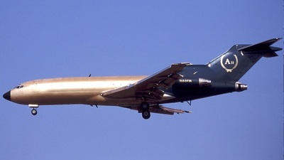 N60FM - Boeing 727-27 - Private