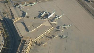 ORBS - Airport - Ramp