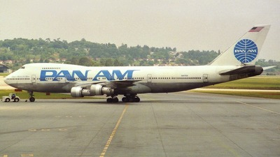 N4711U - Boeing 747-122 - Pan Am