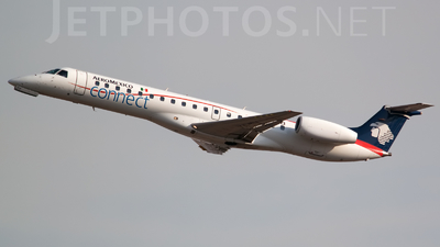 XA-TLI - Embraer ERJ-145LU - Aeroméxico Connect