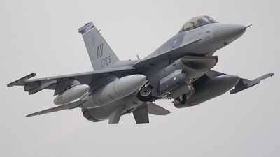 90-0709 - Lockheed Martin F-16CG Fighting Falcon - United States - US Air Force (USAF)